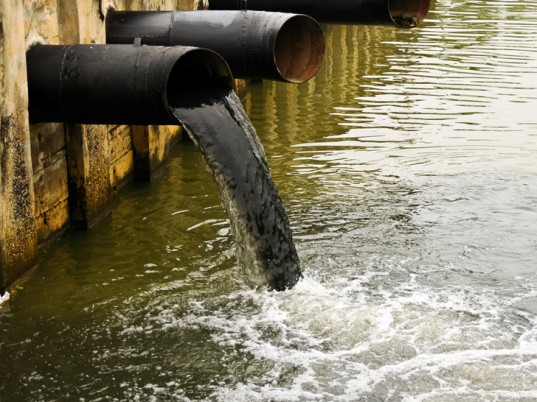 , Polluted Water from a Polluted Democracy