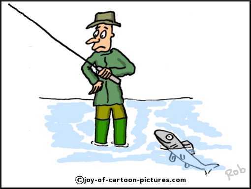 , Dr Gumperson's and Trout Fishing