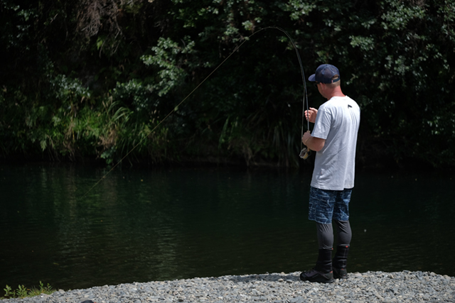 Upper River Tauranga Taupo