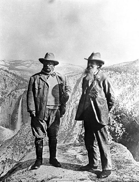 , The Conservation Legacy of USA's John Muir