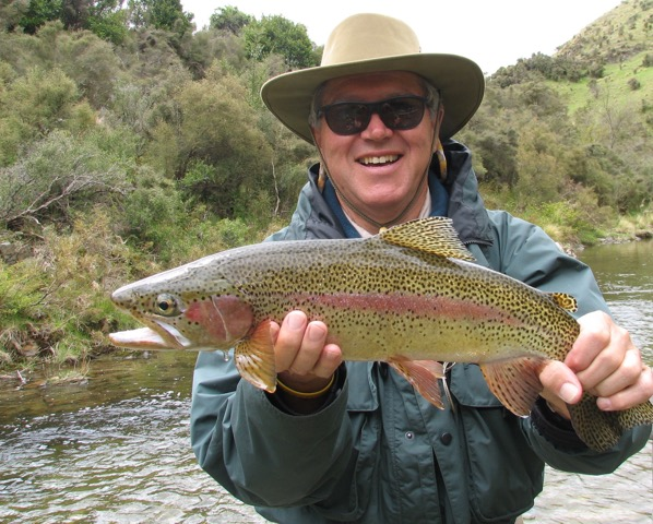 , Trout farming economically unviable and potentially disastrous to NZ